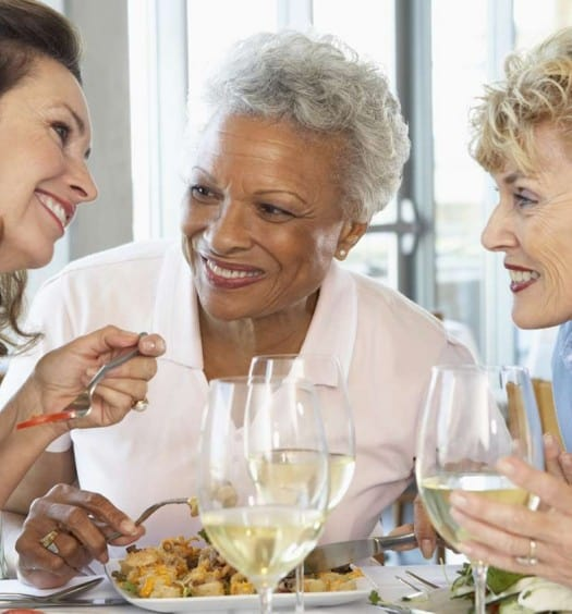 The Importance of Friends for Women Over 60 – Suzanne Braun Levine