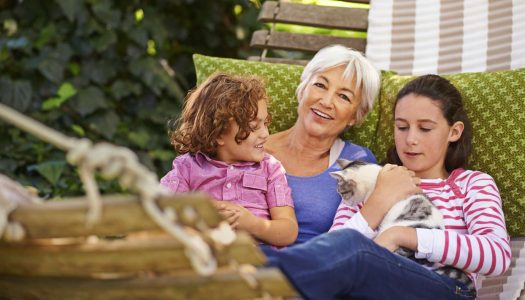 New Grandma? Build a Strong Relationship with Your Grandchild in 6 Steps