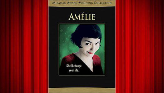 Movie Club: Amelie, Directed by Jean-Pierre Jeunet