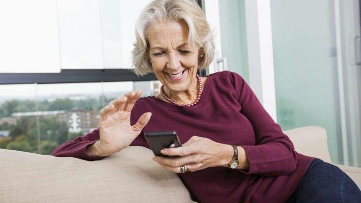 Apps for Older Women