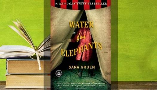 Book Club: Water for Elephants by Sara Gruen