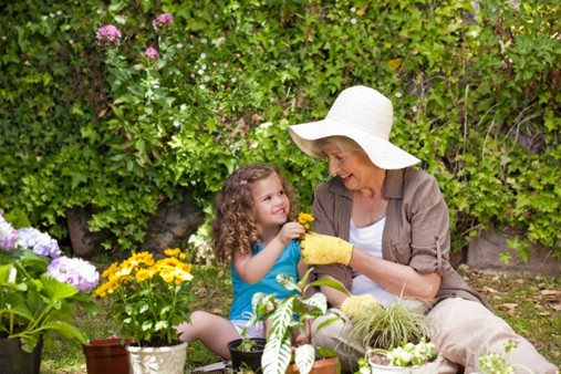 Part-Time-Jobs-for-Retirees---Gardening