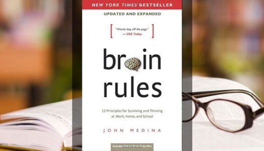 Book Club: Brain Rules by Dr. John Medina