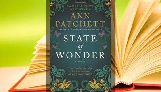 "Book Club: ""State of Wonder"", by Ann Patchett"