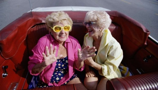 60 Better Alternatives to Aging Gracefully