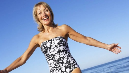 How to Find Flattering Bathing Suits for Older Women
