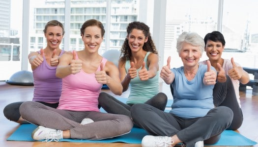 What are the Benefits of Pilates for Women Over 60? You May be Surprised!