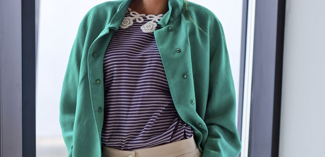 Sixty and Me - Fashion for Women Over 60 - Dressing for Your Body Type
