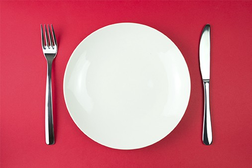 Lose Weight After 60 Big Plates