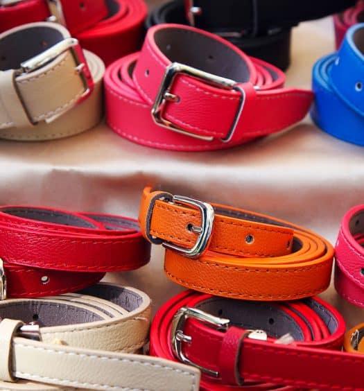 Fashion for Older Women Belts