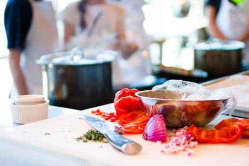 Unexpected Gift Ideas for Women Over 60 - Cooking Class