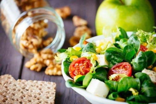 healthy eating seniors