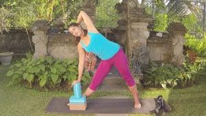 Gentle Yoga for Seniors Demonstration