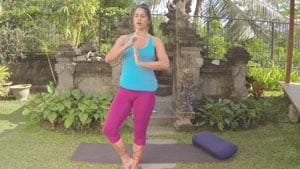 Gentle Yoga for Seniors Balance Demonstration