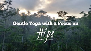 Yoga for Seniors with a Focus on Hips