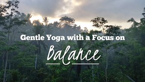 Yoga for Seniors - Balance