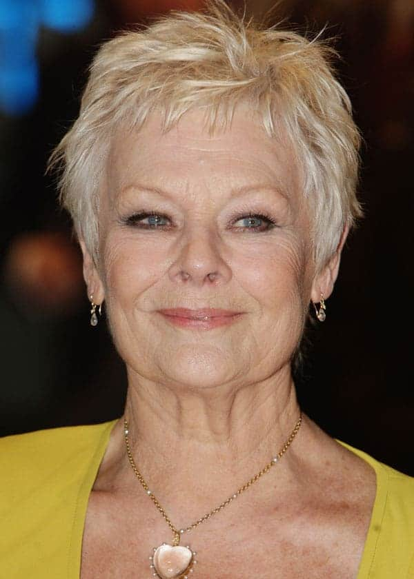 Actresses Over 60 - Judy-Dench
