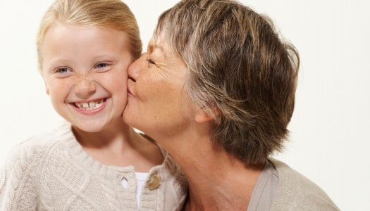 The Indescribable Joy of Being a Grandmother