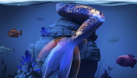 All I Want for Christmas is a Mermaid Tail