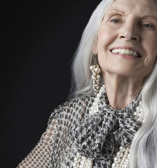 Clothing for women over 60 - embrace your bohemian side