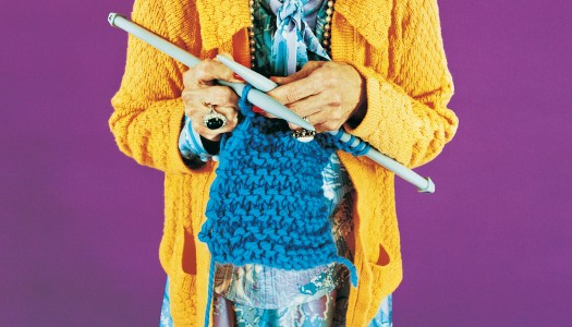 The Benefits of Knitting Include Time Travel