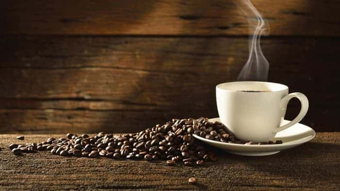 Happy Foods - Eat your way to happiness: Kick depression with coffee