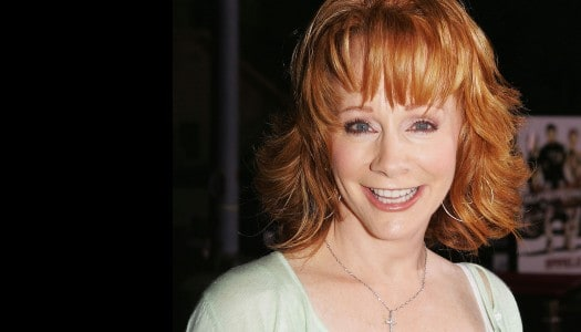 "At 60, Reba McEntire Definitely Isn't Singing ""Consider Me Gone"""