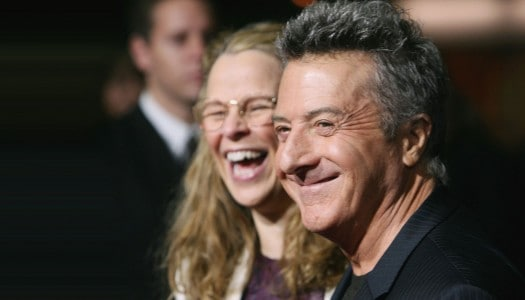 Dustin Hoffman's Star is Getting Brighter with Age