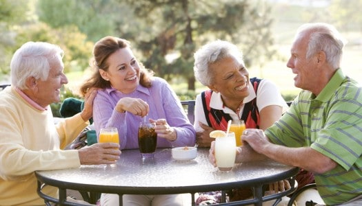 Old Folks Ain't What They Used to Be – They're Happier and Healthier, Study Says