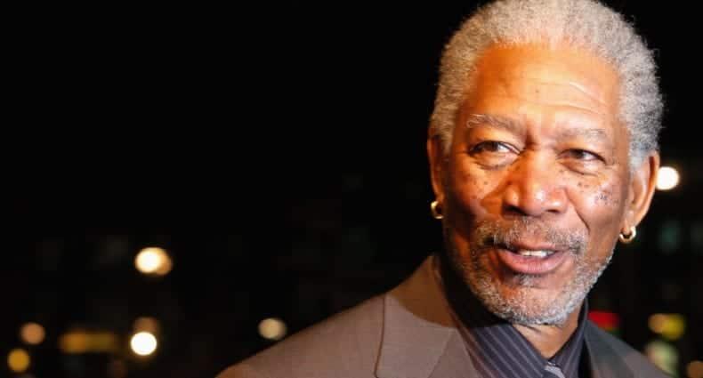 Morgan-Freeman - 5 Flights Up