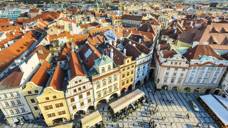 Road Scholar Prague
