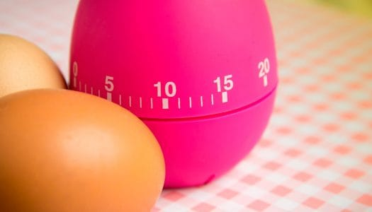Healthy Aging Tips: How Your Humble Egg Timer Could Save Your Life