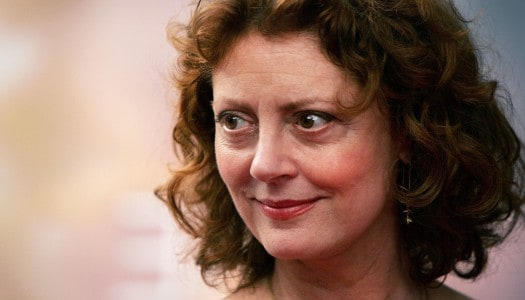 Susan Sarandon and Her Man Challenge Aging Stereotypes