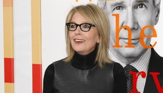 Stop Obsessing About Getting Older, Says Diane Keaton