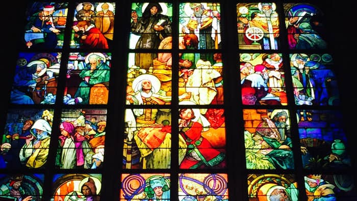 Stained-Glass-Prague