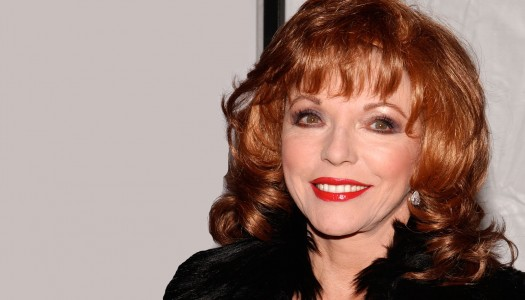 Joan Collins Says that Sex After 50 Should be Accepted as Normal