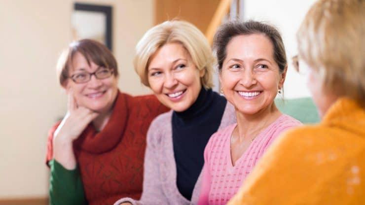 Blogging Make Friends After 60
