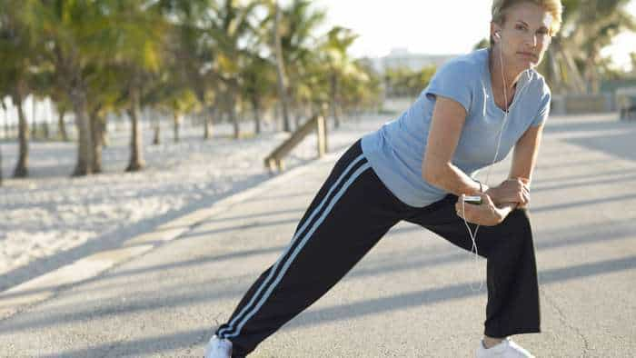 How to Start Running After 60 in 6 Easy Steps - Stretching