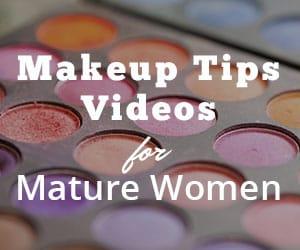 Makeup Tips for Older Women