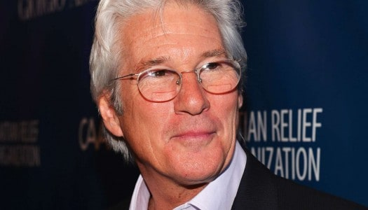 9 Facts that Make Richard Gere Even More Fascinating (Video)