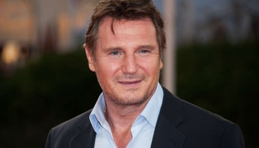 Liam Neeson Prepares for New Role, as War Hero, in Operation Chromite