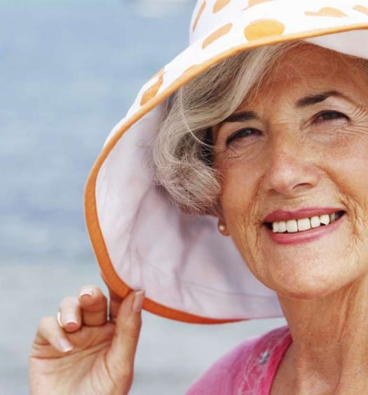 Aging Skin - What Can You Do About Sun-Damaged Skin