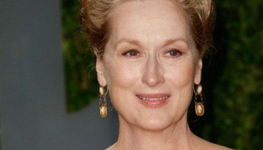 Mamma Mia! Meryl Streep Voted Britain's Favorite Actress