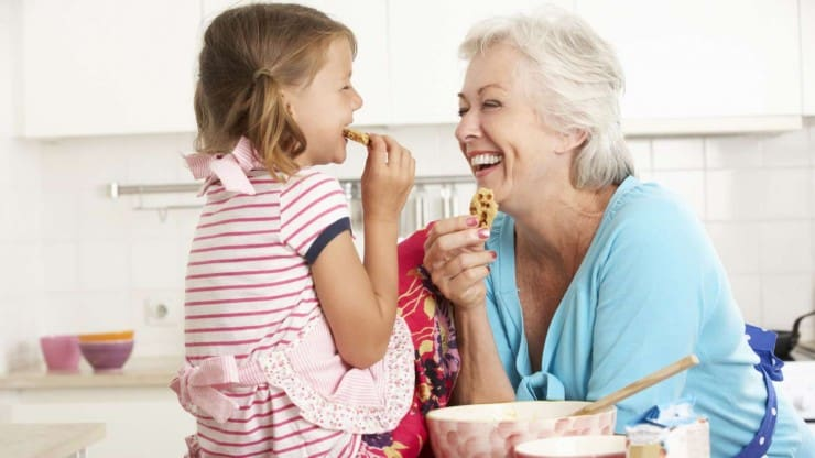 Sixty and Me - Grandparents Day - What Have Your Grandkids Taught You