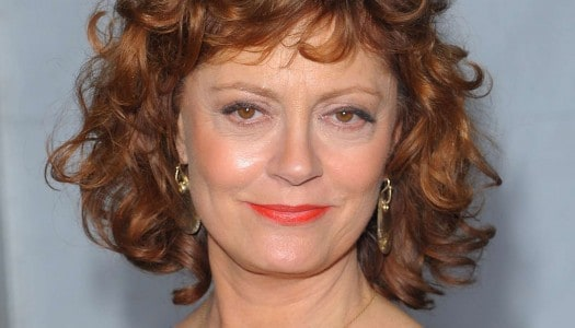 Susan Sarandon Turns 70 Today, Shows that Life After 60 is Whatever You Make it
