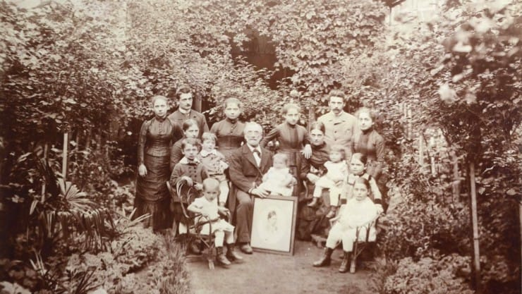 Sixty and Me - 7 Ideas for Preserving Your Family History