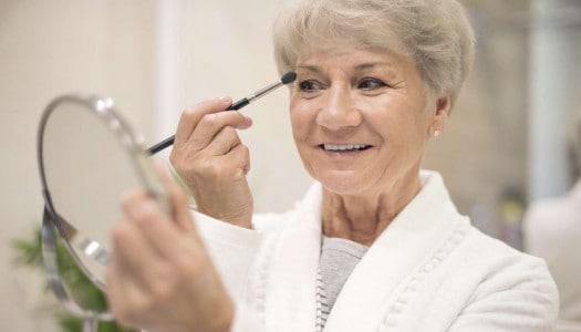 How to Deal with Common Aging Skin Issues | Makeup Tips for Older Women (Video)