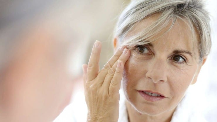 Sixty and Me - How to Get Rid of Dark Circles Under the Eyes and Winkles