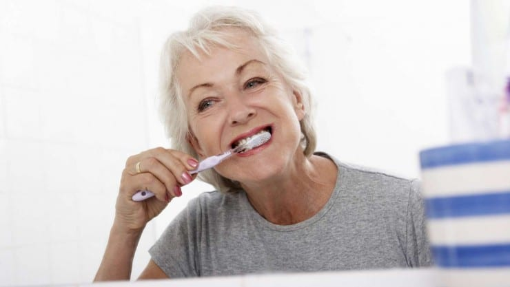 Sixty and Me - How to Sleep Better by Changing the Way You Brush Your Teeth