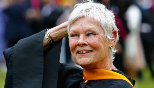 Judi Dench's Advice to Her Younger Self is Spot on!